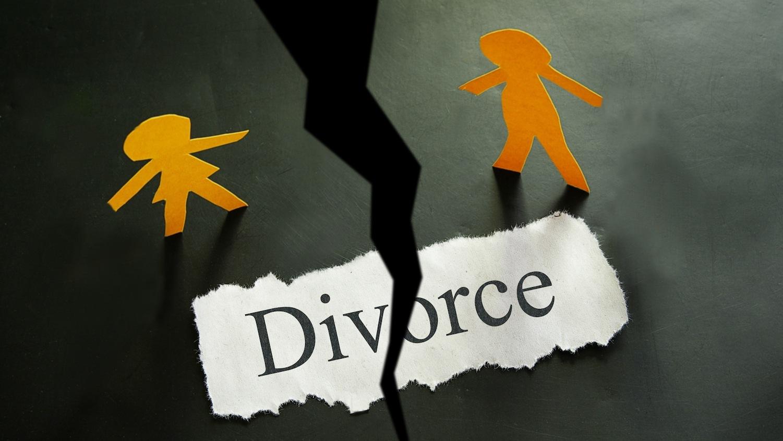 Kaip issiskirti su vyru